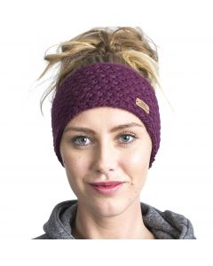 Trespass Bryony Headband, Blackberry