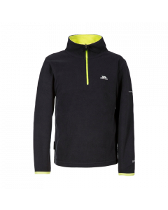 Trespass Etto Microfleece, Black