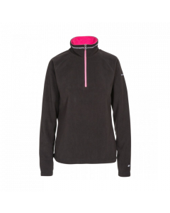 Trespass Ladies Skylar Fleece - Black