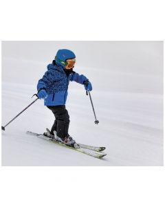 Trespass Pointarrow Boys Ski Jacket - Blue Print