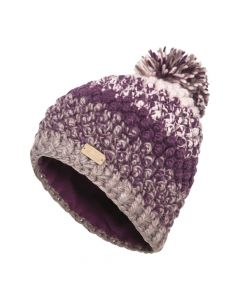 Trespass Alver Female Hat, Potent Purple