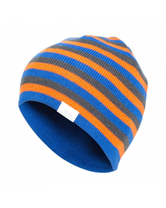 Trespass Reagan Kids Reversible Hat, Blue - save 25%