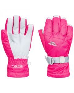Trespass Simms Ski Gloves, Cassis