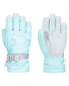 Trespass Simms Ski Gloves, Aquamarine
