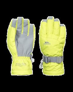 Trespass Simms Ski Gloves, Kiwi - save 20%