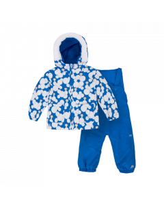 Trespass Squeezy Ski Suit, Blue