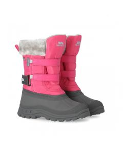 Trespass Stroma II Snow Boots, Pink Lady