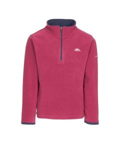 Trespass Sybil Microfleece, Berry 2-12 years