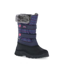 Trespass Vause Girls Snow Boots, Multi