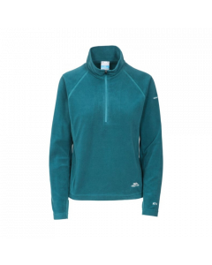 Trespass Youth/Ladies Shiner Microfleece, Teal - save 40%