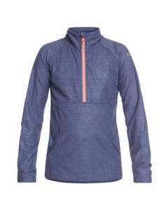 Roxy Cascade Girl Fleece - Crown Blue save 40%