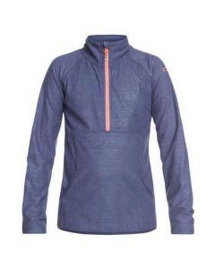 Roxy Cascade Girl Fleece - Crown Blue save 40%