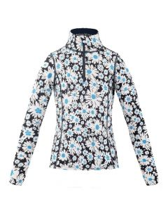 Poivre Blanc Girls Technical Base / Mid Layer - Daisy Blue