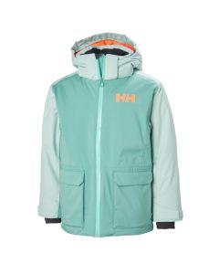 Helly Hansen Jr Skyhigh Jacket,  Jade 11-12 yrs only - Save 40%
