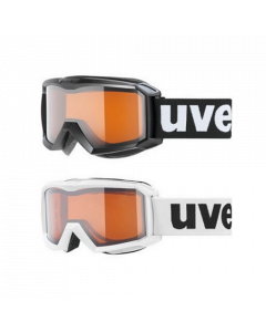 UVEX Flizz LG Youth Skiing Goggles, 2 Colours (10-16 yrs)