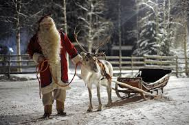 Lapland for Christmas?