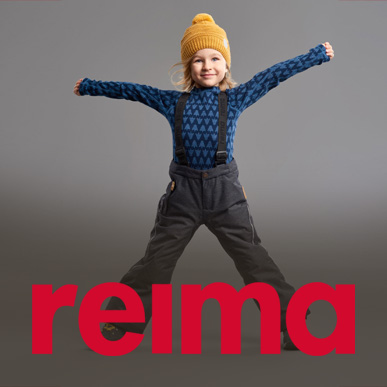 Reima ski wear for kids