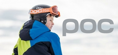 Poc at Little Skiers