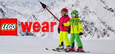 Lego Wear Kids Ski Wear