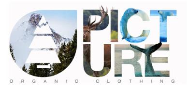 picture organic ski wear