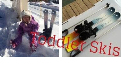 Toddler Skis