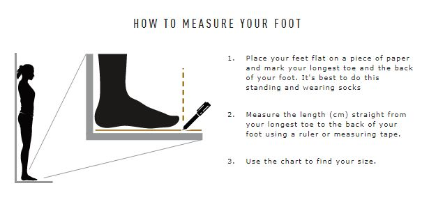 sorel size guide