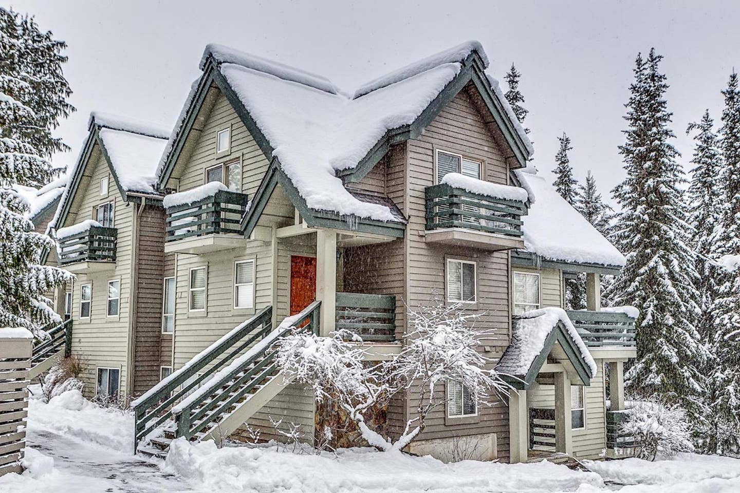 ski chalet to rent in Whistler